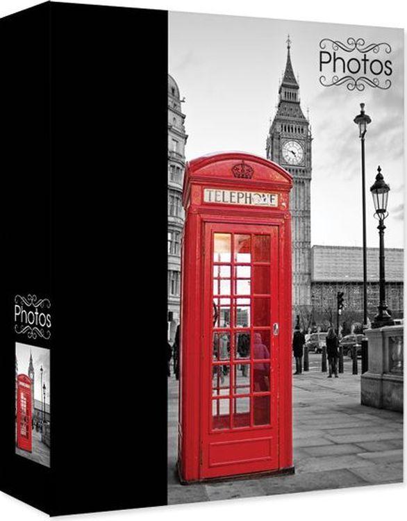 Фотоальбом Pioneer Bwc Cityscape Лондон, 46233, на 100 фото, 13 х 17 х 5 см