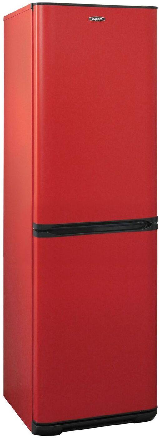 Холодильник Бирюса H131, красный Бирюса