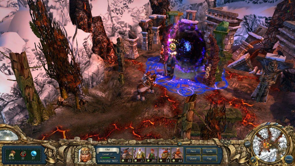 King's Bounty: Воин Севера 4603752007868 Katauri Interactive 5