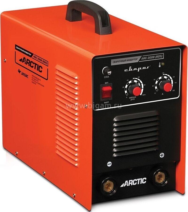 Сварочный аппарат Сварог ARCTIC ARC 200 B (R05)