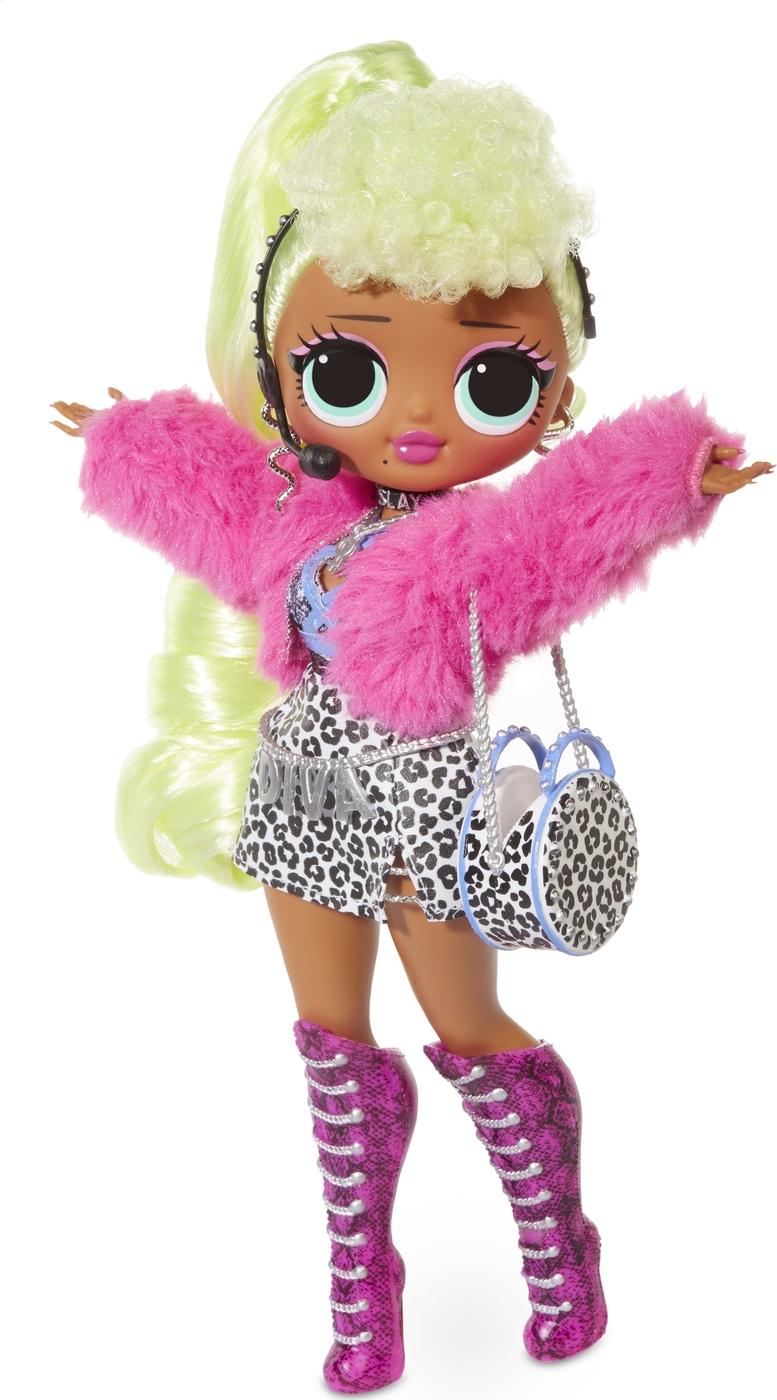 Кукла ЛОЛ O.M.G. - Lady Diva
