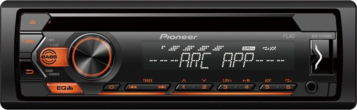 Автомагнитола Pioneer DEH-S120UBA