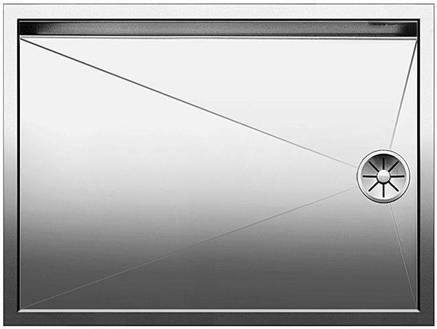 Кухонная мойка Blanco ZEROX 550-T-IF