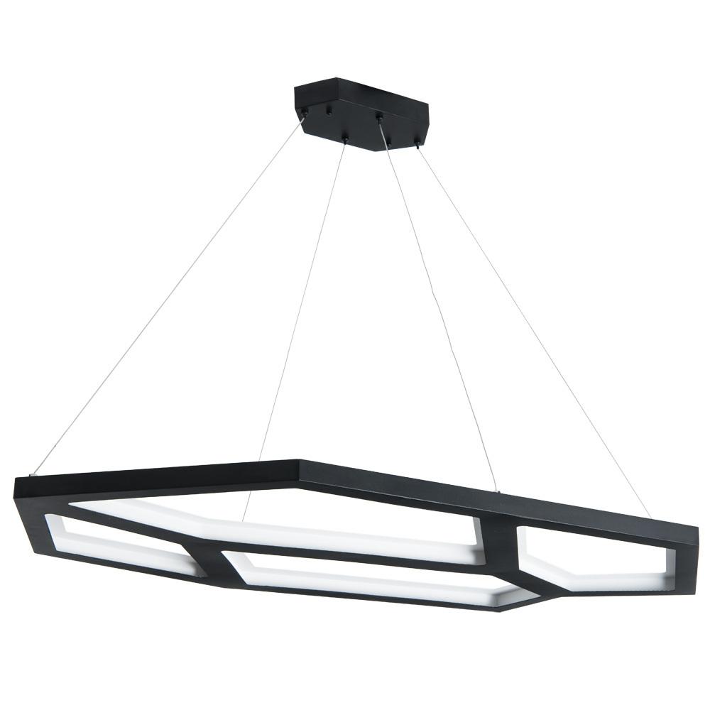 Потолочный светильник Arte Lamp A2515SP-1B, LED, 70 Вт