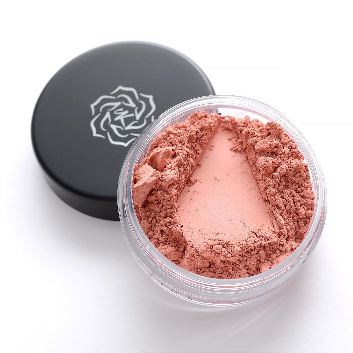 Kristall Minerals cosmetics, минеральные румяна В113 матовые