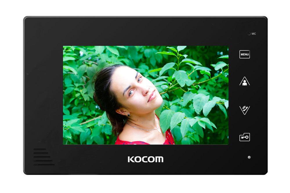Домофон сенсорный Kocom KCV-A374