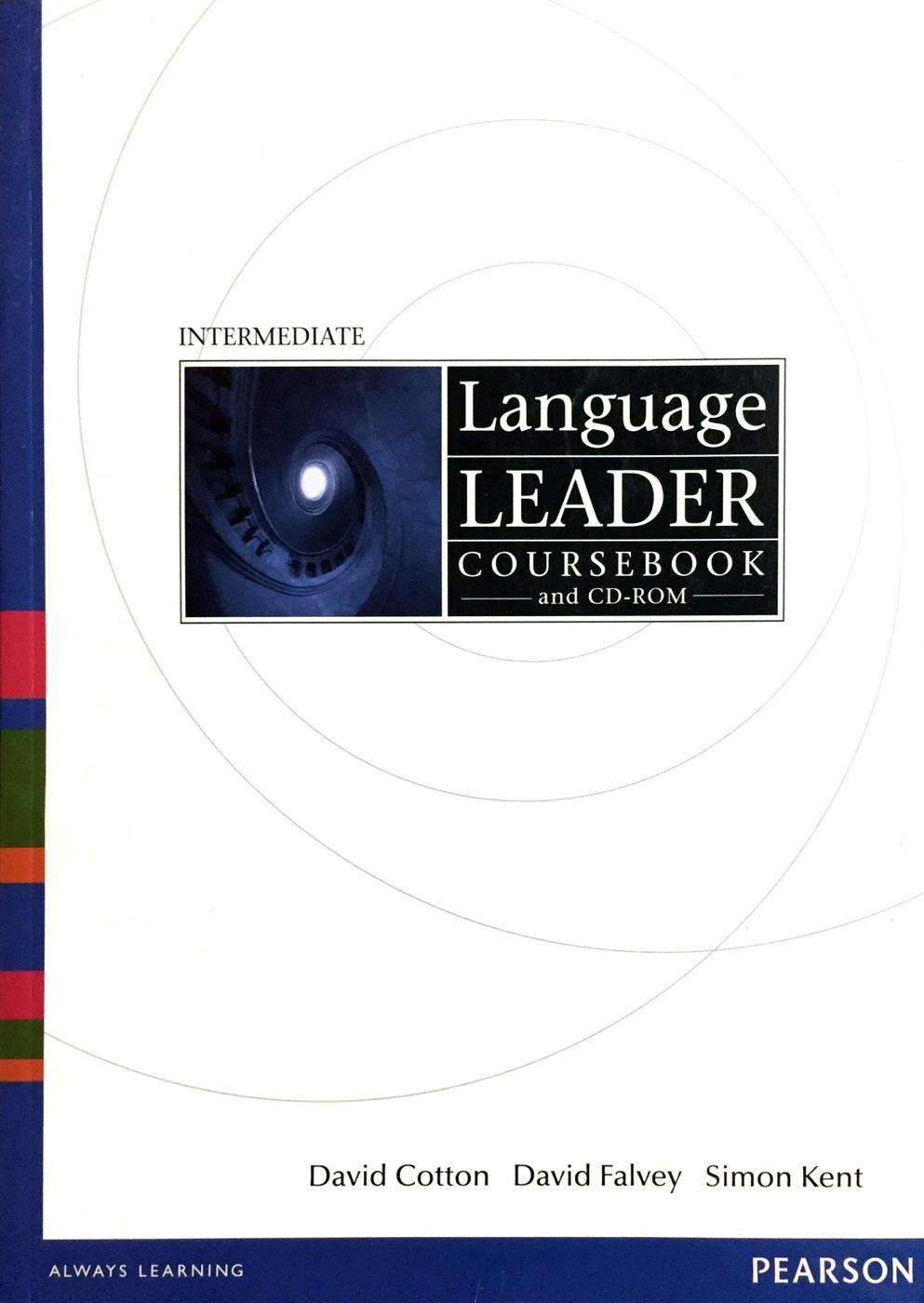 Коттон Дэвид, Фэлвей Дэвид, Кент Саймон. Language Leader (+ CD)