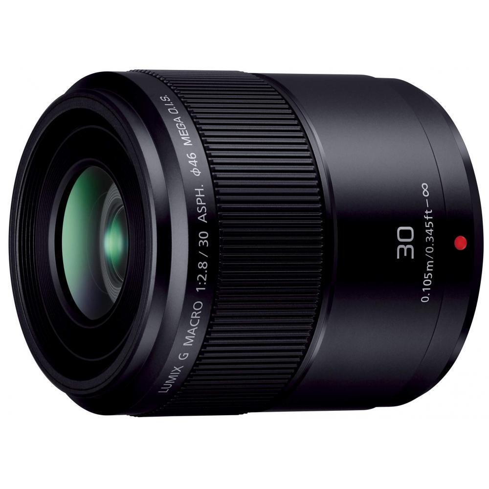 Panasonic monofocal macro lens Micro Four Thirds for LUMIX G MACRO 30mm / F2.8 ASPH. / MEGA O.I.S.