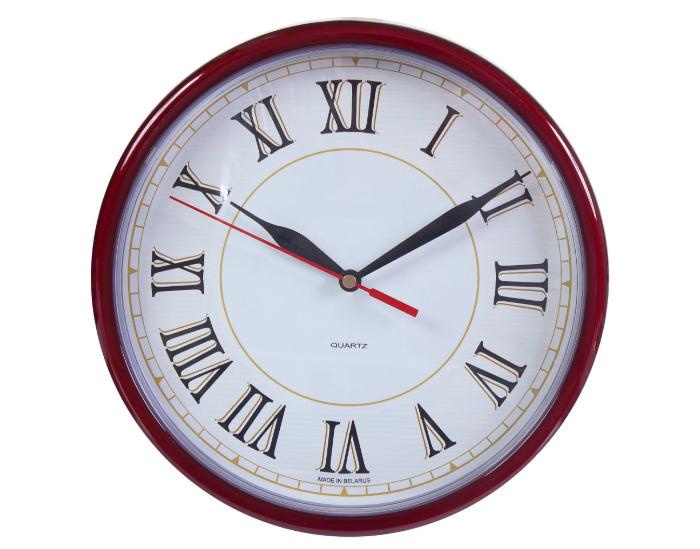 Часы настенные диаметр 23 см-20175