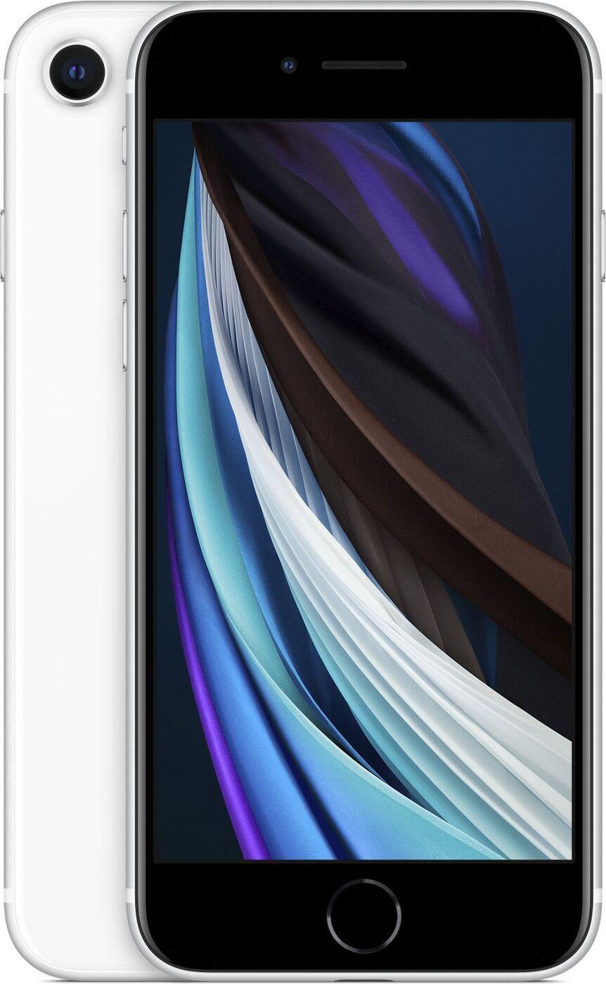 смартфон apple iphone se 128gb white (без зу) уцененный товар (№3)