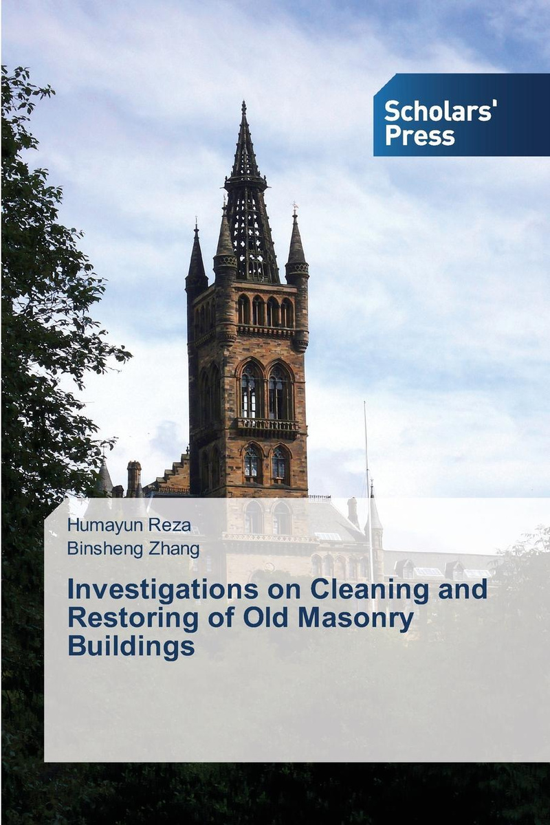 Investigations on Cleaning and Restoring of Old Masonry Buildings #1