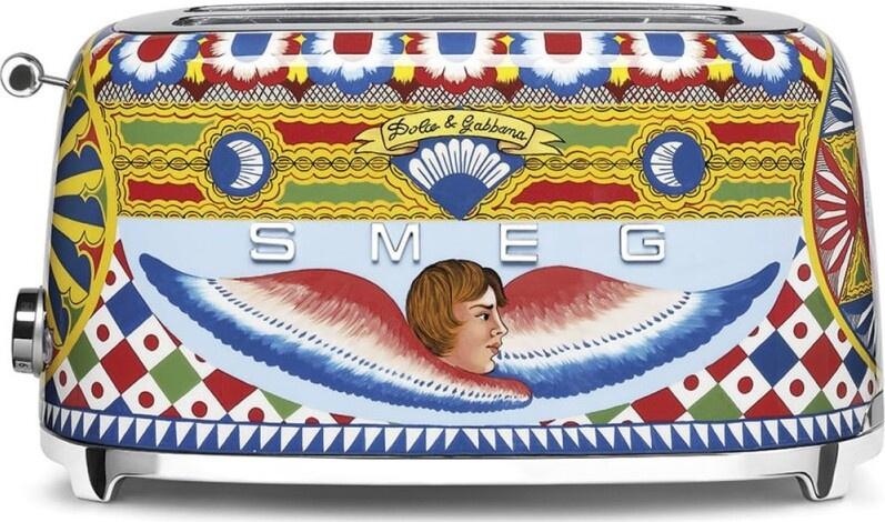Тостер SMEG TSF02DGEU #1