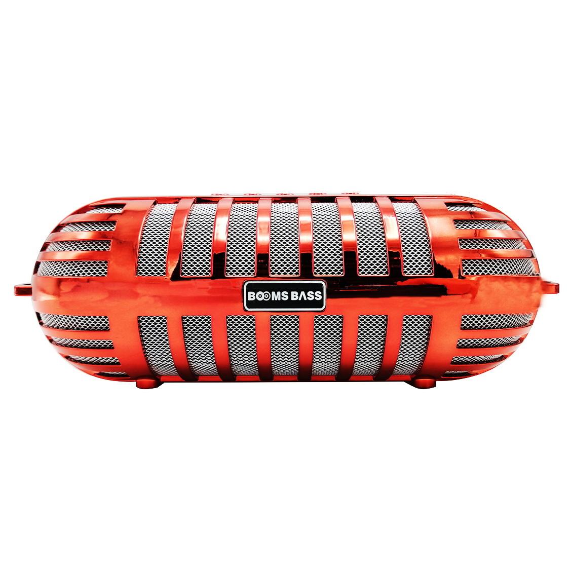 Беспроводная колонка Pro HD Booms Bass L7, красная #1