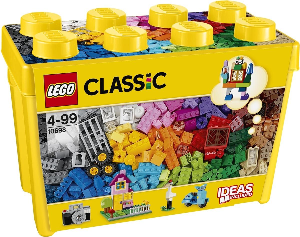 Конструктор LEGO Classic 10698 Набор для творчества большого размера  #1