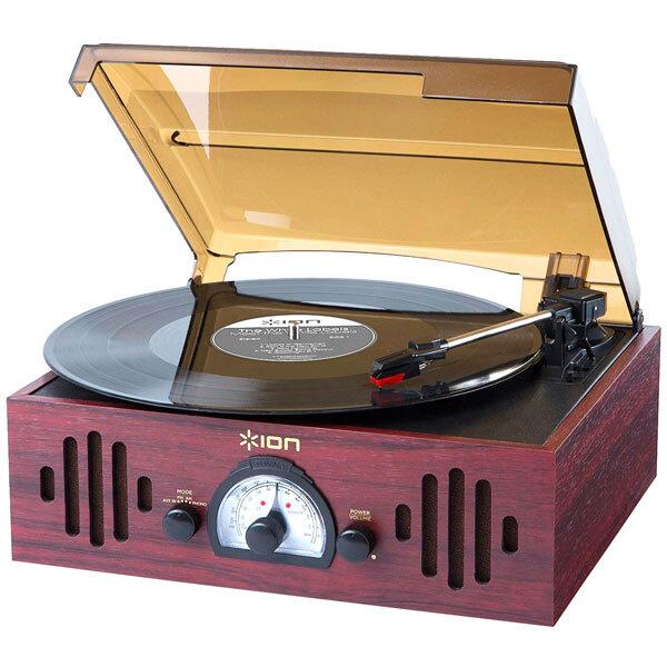 Проигрыватель виниловых дисков ION Audio TRIO LP #1