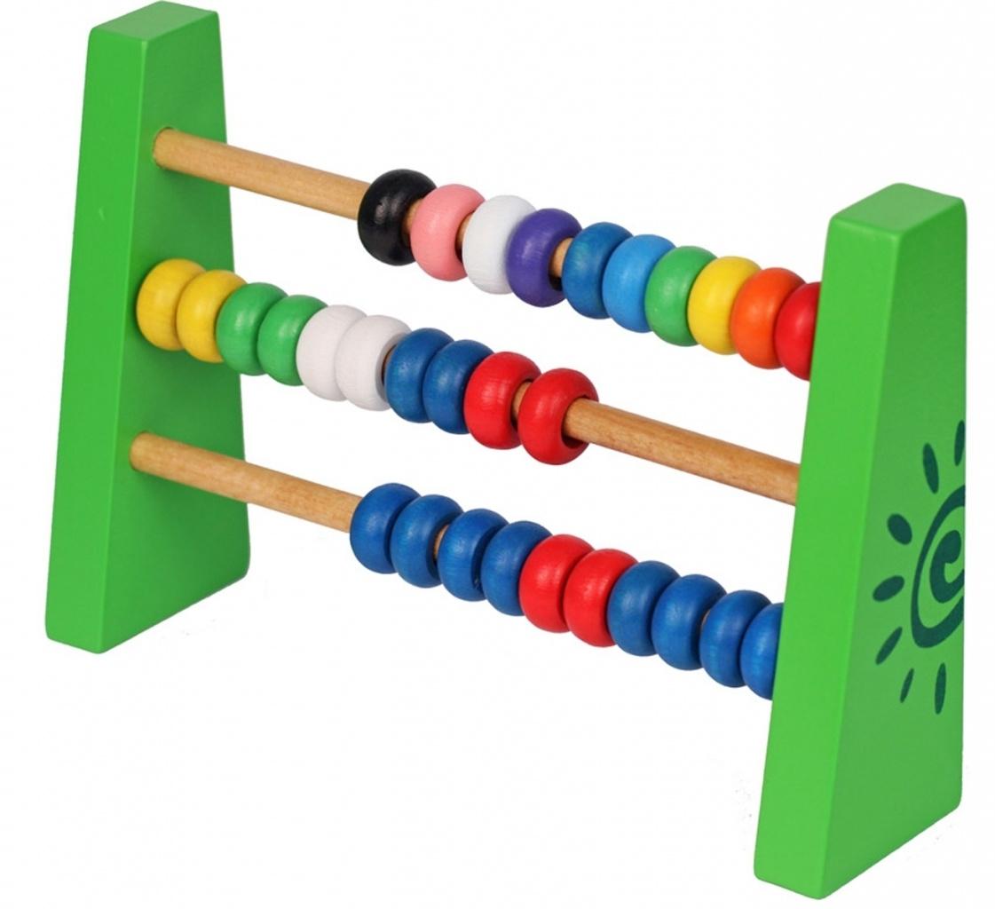 Краснокамская игрушка Развивающая игра Счетики Радуга  #1