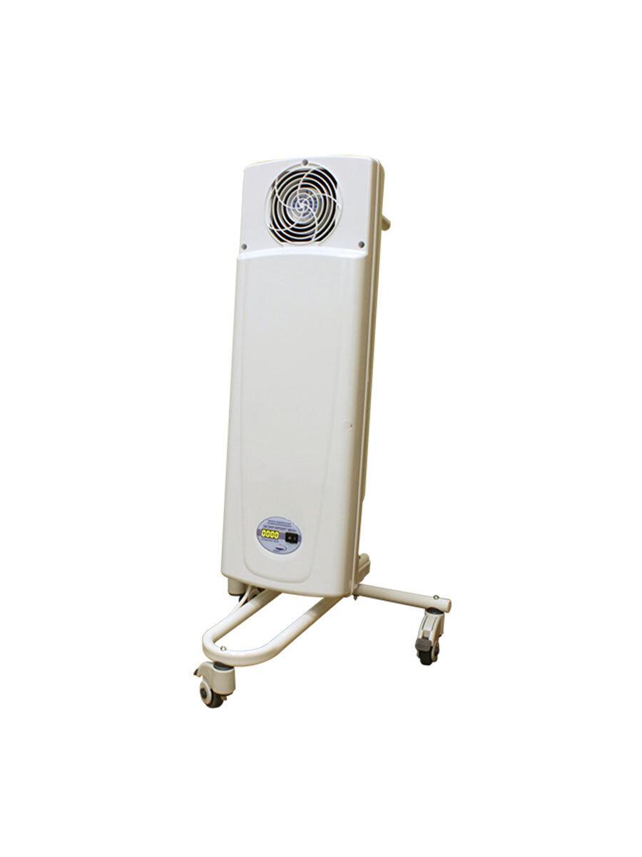 Облучатель-рециркулятор воздуха ультрафиолетовый бактерицидный Дезар-802п, передвижной  #1