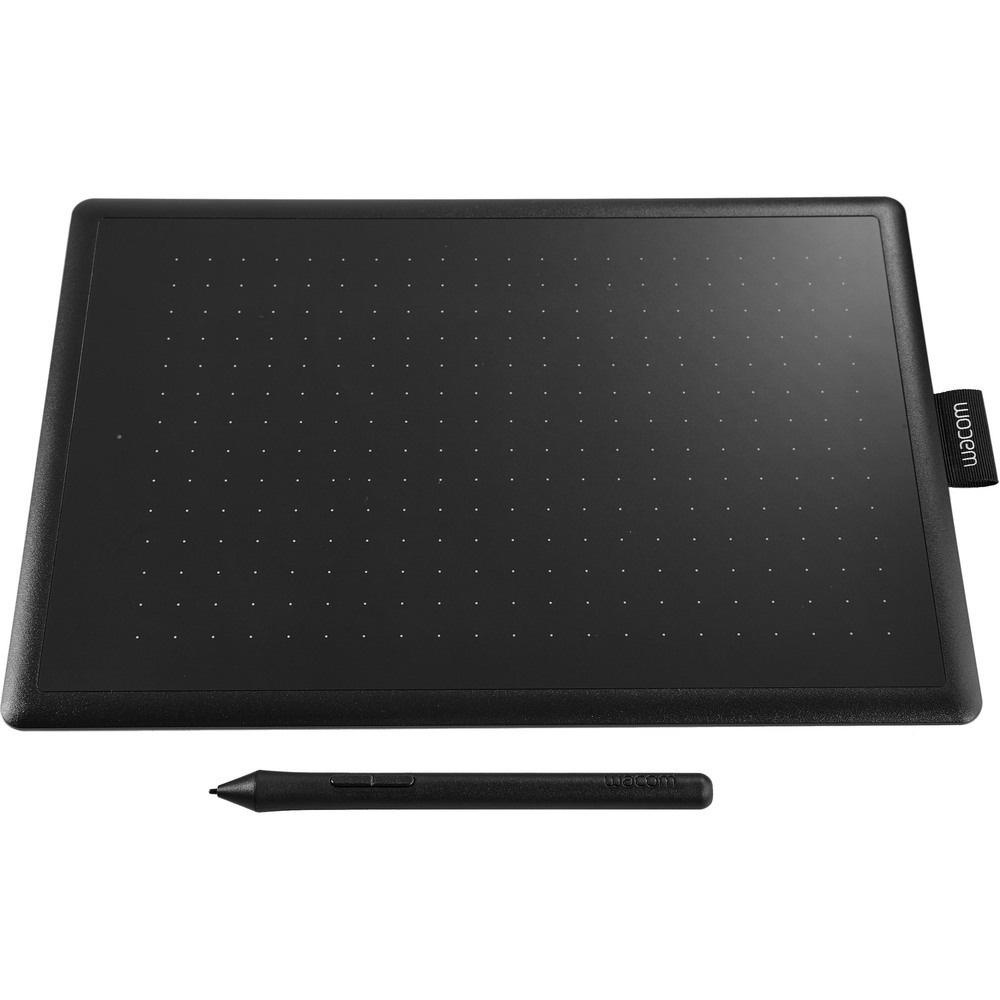 Графический планшет Wacom One CTL-672-N, Red #1