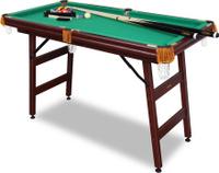 Бильярдный стол Фортуна для пула с комплектом аксессуаров