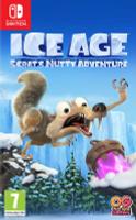 Игра Ледниковый период: Сумасшедшее приключение Скрэта для Nintendo Switch