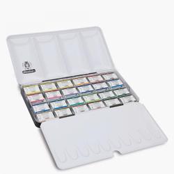 Акварельные краски Schmincke металлическая коробка 24 шт