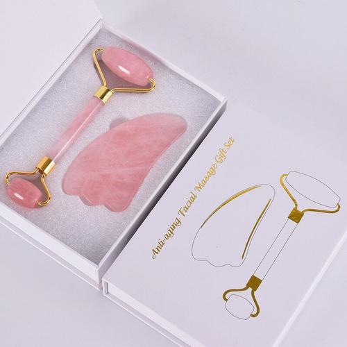 Роллер массажер для лица из розового кварца озон вакуумный упаковщик на алиэкспресс какой лучше