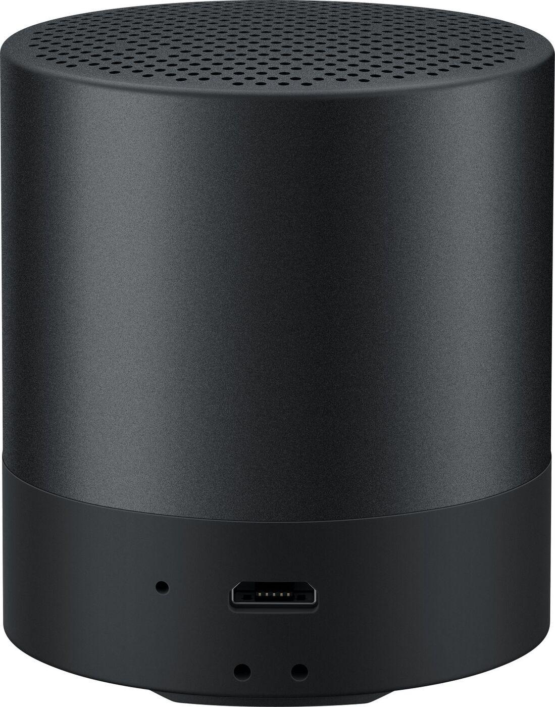 Портативная акустическая система Huawei CM510 Mini Speaker, черный huawei huawei little swan беспроводной bluetooth динамик громкой связи 4 0 портативный наружный стерео мини am08 mint