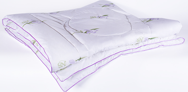 Одеяло Natures Радужный Ирис, 172 x 205 см
