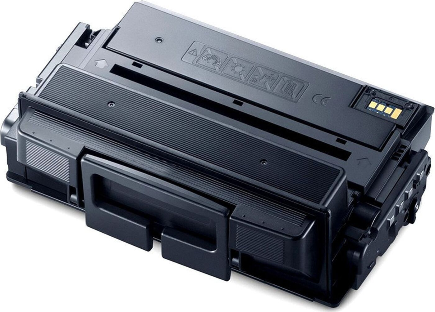 Картридж SAKURA MLTD203E-N для Samsung SL-M3820/4020, M3870/4070, черный, 10 000 к. (обновленный чип)