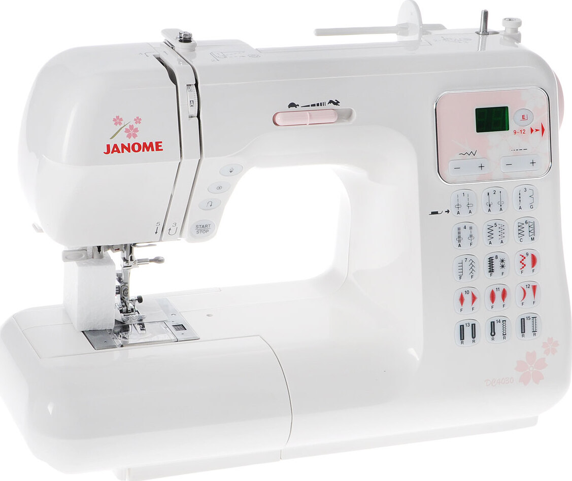 Швейная машина Janome DC 4030 (с чехлом)