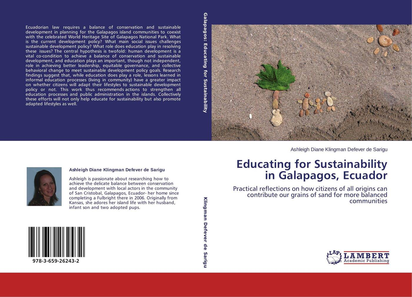 Ashleigh Diane Klingman Defever de Sarigu Educating for Sustainability in Galapagos, Ecuador juntunen marianne aksela maija holistic education for sustainable development in chemistry