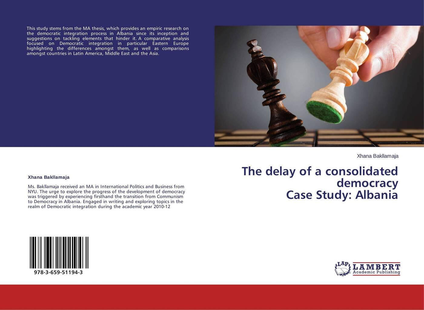 Xhana Bakllamaja The delay of a consolidated democracy Case Study: Albania friendly eastern border the case study of podlaskie voivodship