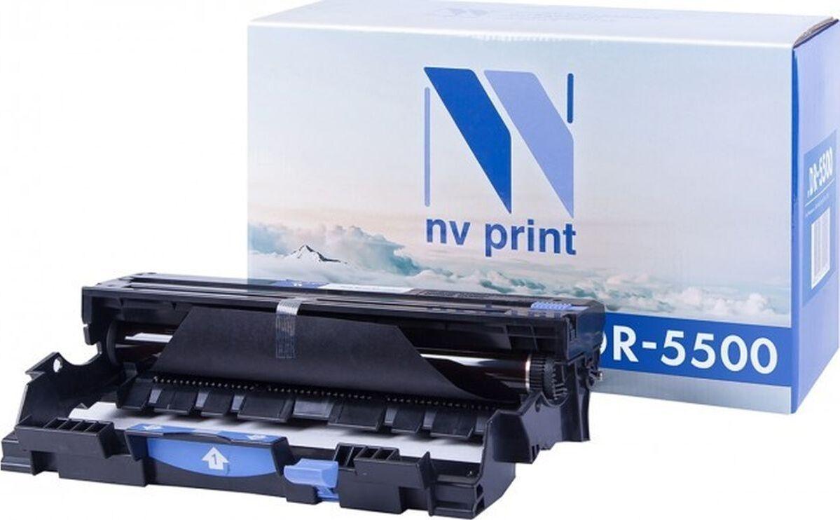 Фотобарабан NV Print DR-5500, черный, для лазерного принтера 100% new original bare projector lamp bp96 01653a for samsung hl 56a650 hl 61a650 hl s4676s hl t5075s hl t5675s