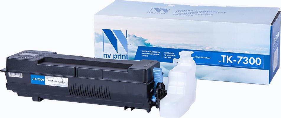 Тонер-картридж NV Print TK-7300, черный, для лазерного принтера