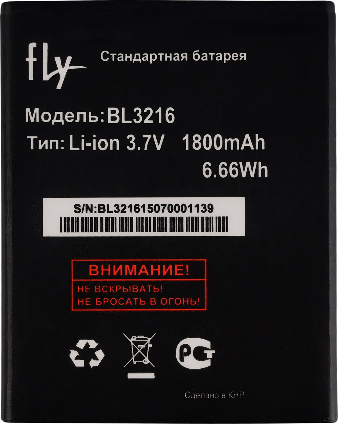 Фото - Аккумулятор Fly IQ4414 (BL3216) аккумулятор