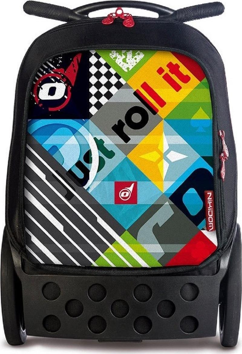 Рюкзак на колесах Nikidom Reef, размер XL