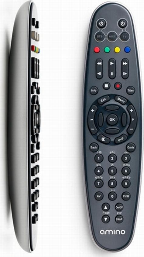 Пульт ДУ Amino универсальный TV+DVD+STB пульт ду urc1912 для телевизора sony
