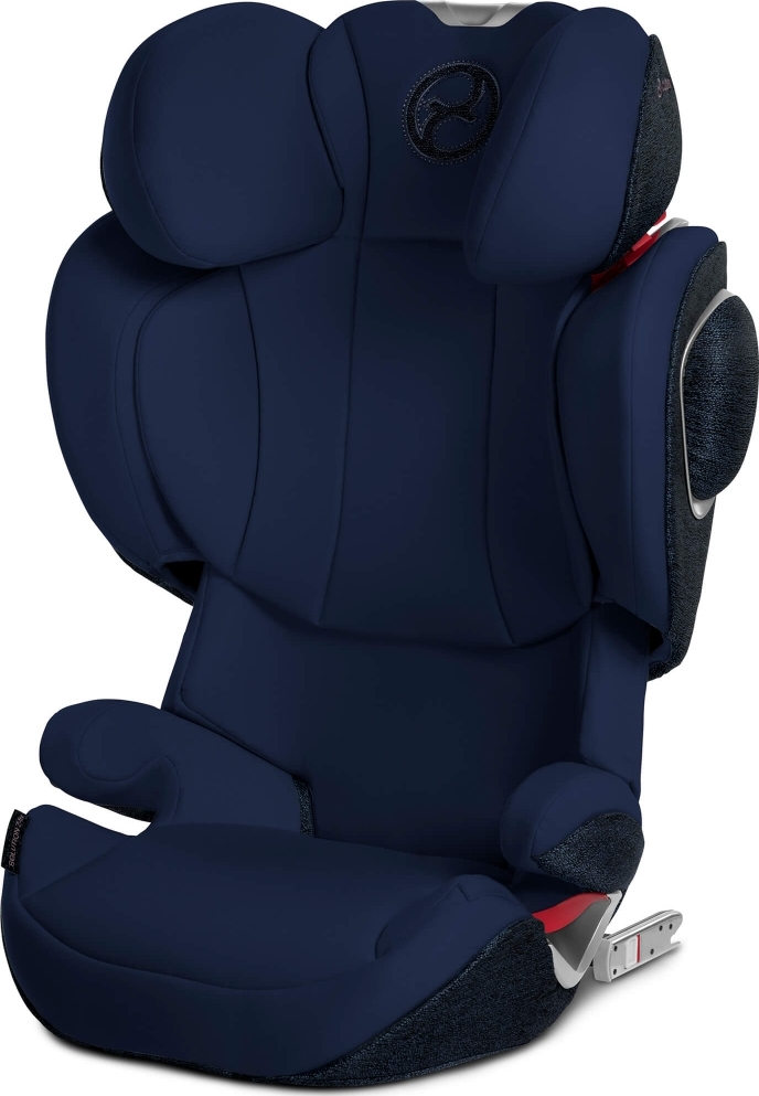 Автокресло Cybex Solution Z-Fix (Midnight Blue)