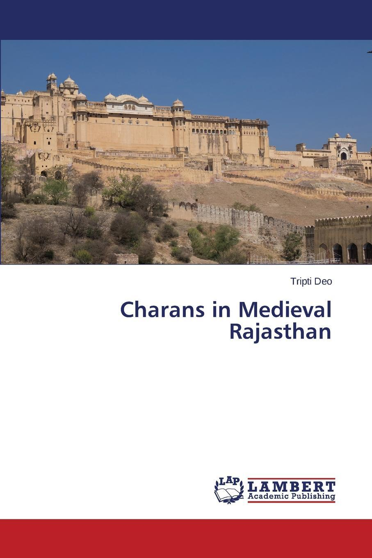 Charans in Medieval Rajasthan