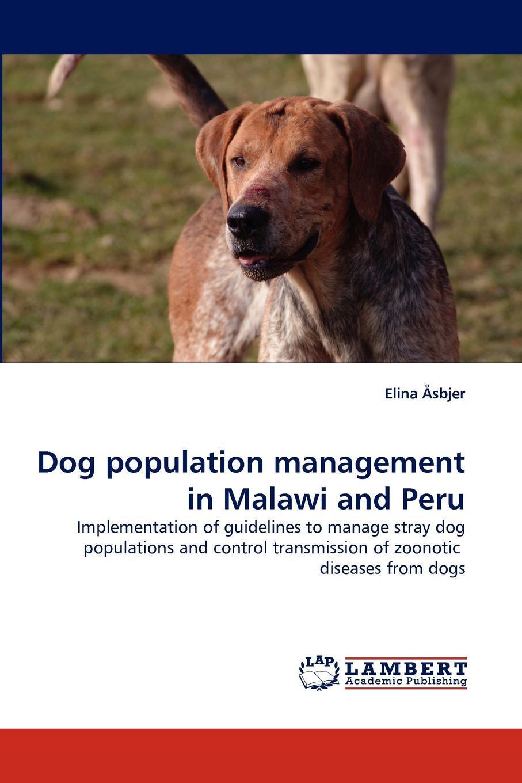 Dog population management in  ...