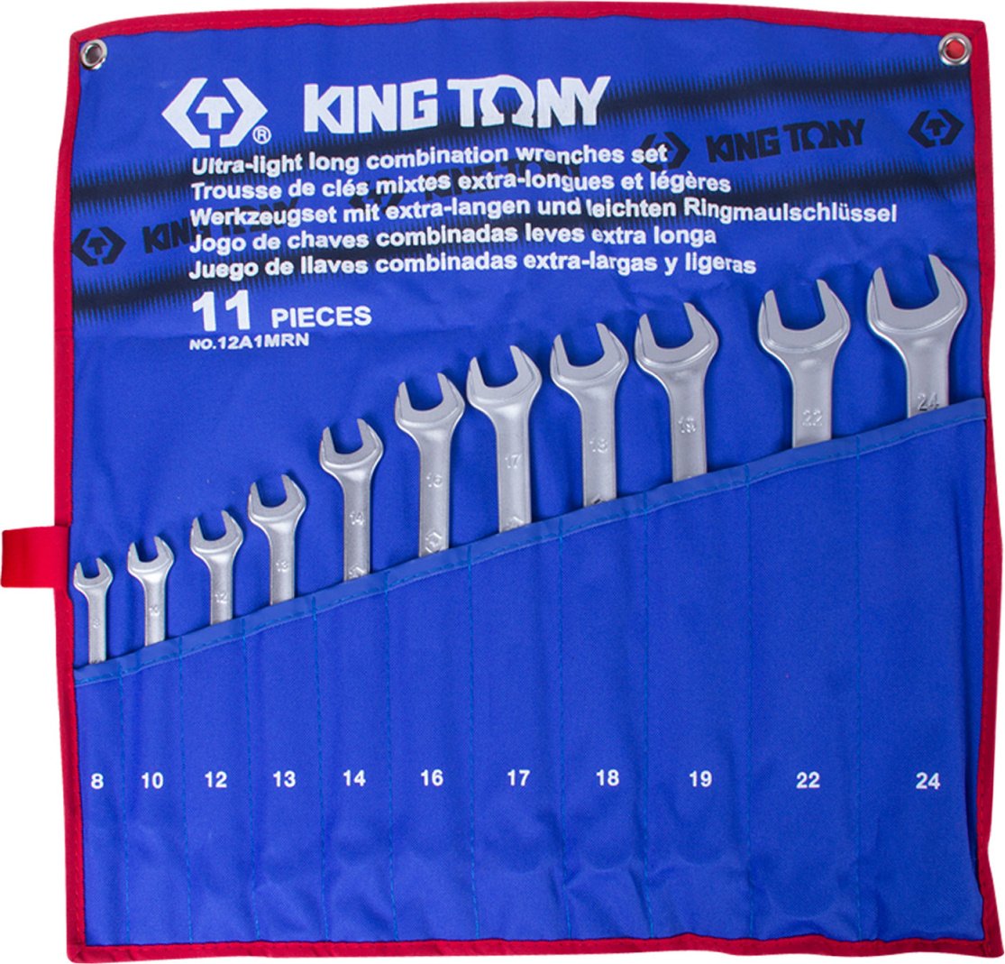 Набор ключей KING TONY 12A1MRN