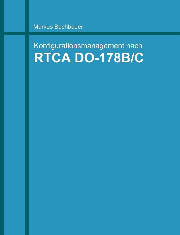 Markus Bachbauer. Software Konfigurationsmanagement