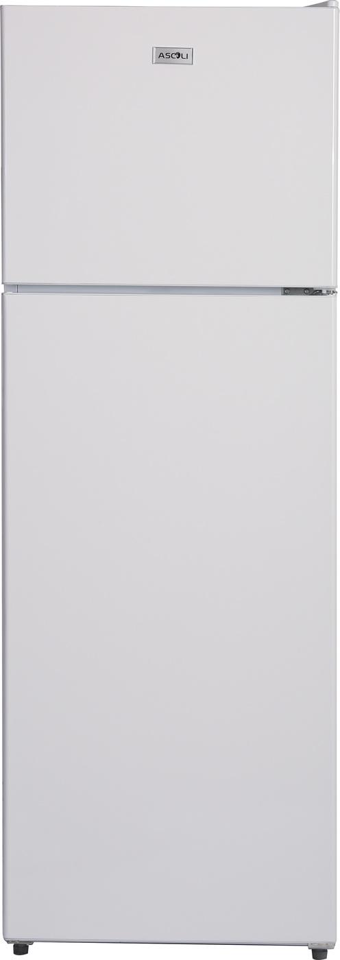 Холодильник с верхней морозилкой ASCOLI ADFRW355W . ...