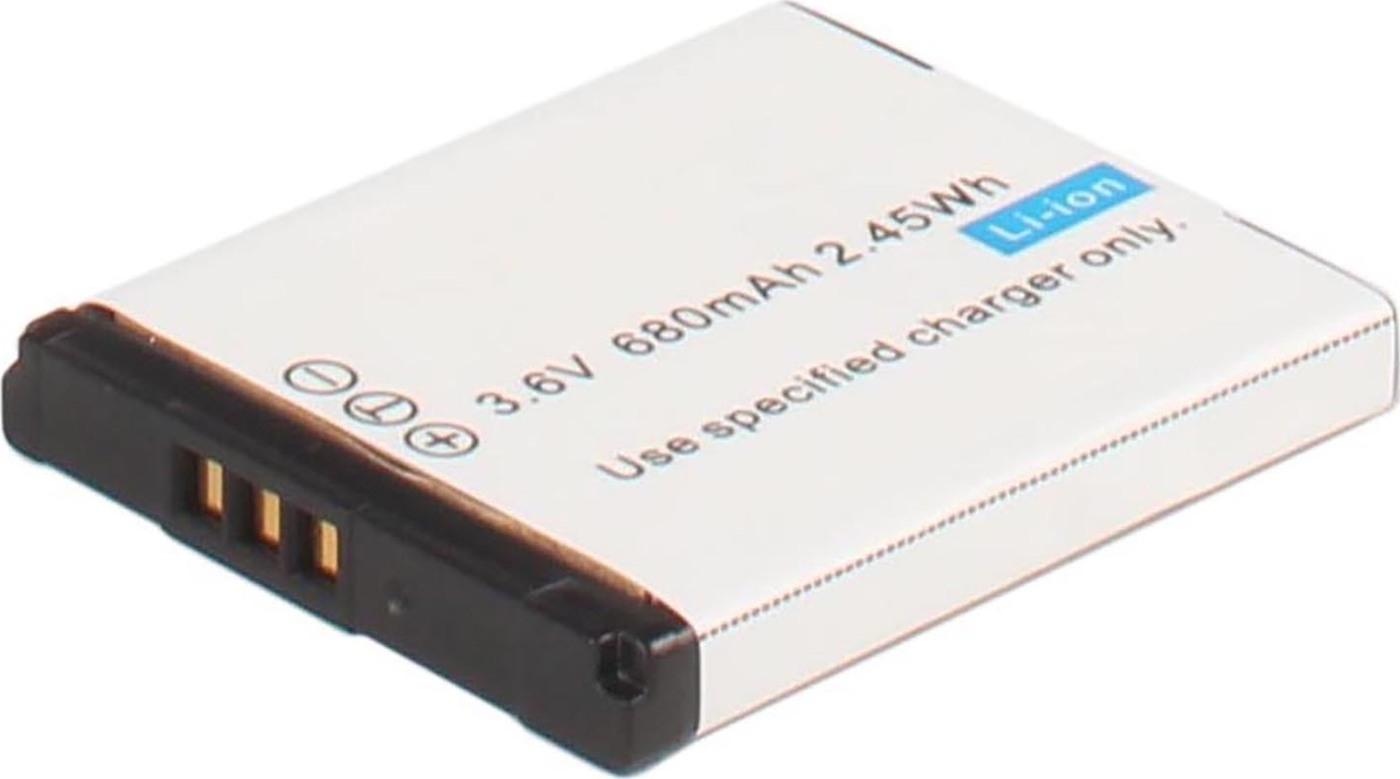 Аккумуляторная батарея iBatt iB-T2-F132 680mAh для камер Canon PowerShot A3500 IS, Digital IXUS 160, Digital IXUS 132, Digital IXUS 170, Digital IXUS 240 HS, Digital IXUS 145, Digital IXUS 140, Digital IXUS 155, Digital IXUS 135, Digital IXUS 265,