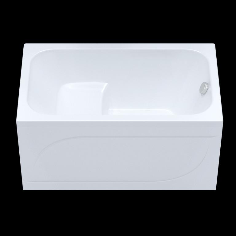 Акриловая ванна Triton Арго 120x70 прямоугольная