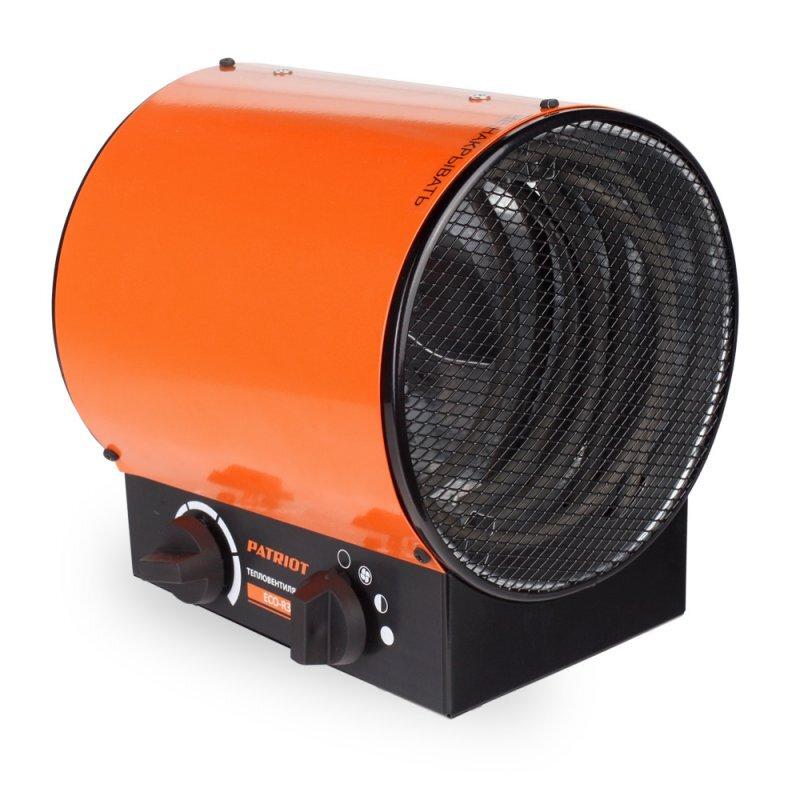 Электрокалорифер PATRIOT ECO-R 3