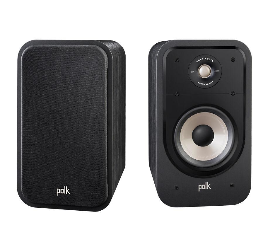 Полочная акустика Polk Audio Signature S20 E Black