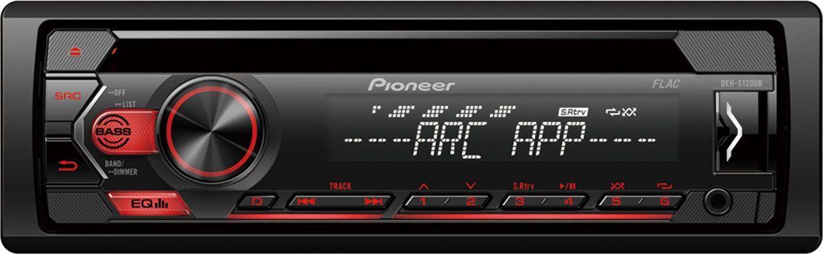 Автомагнитола Pioneer DEH-S120UB