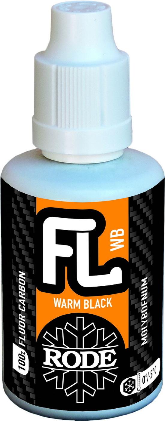 Фторовая жидкость Rode Fluor Liquid Warm Black, 0°...-5°С, FLWB, 50 мл