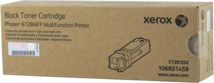 Тонер-картридж Xerox 106R01459, черный, для лазерного принтера, оригинал
